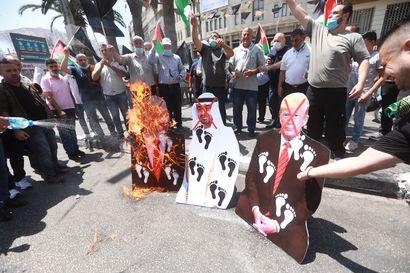 Professori: Arabiemiraattien ja Israelin välien sopimus rikkoo arabimaiden yhtenäisyyttä – katastrofi palestiinalaisille, edullinen osapuolille