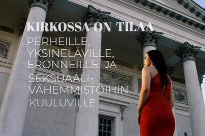 Leena Julin haluaa provosoivalla kirkkomusiikillaan osoittaa, miten julmaa ja loukkaavaa uskonnolla perusteltu seksuaalinen vihapuhe on