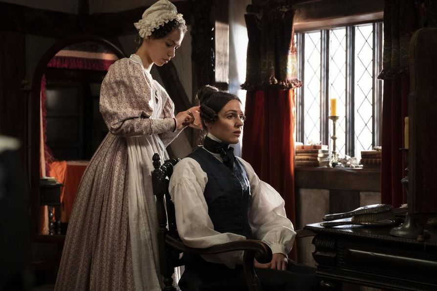 Gentleman Jack on historiallinen draamasarja, joka vie katsojat Britanniaan ja vuoteen 1832.