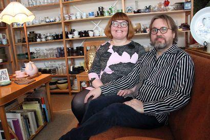 Vintage-tavaran kauppa muutti Raaheen