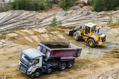 Lukijalta: Kolari uudelleen nousuun kaivoksella
