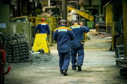 Raahelaisella valimolla on taas käyttöä osaamiselle - uusi yhtiö ei halua olla sekatavarakauppa