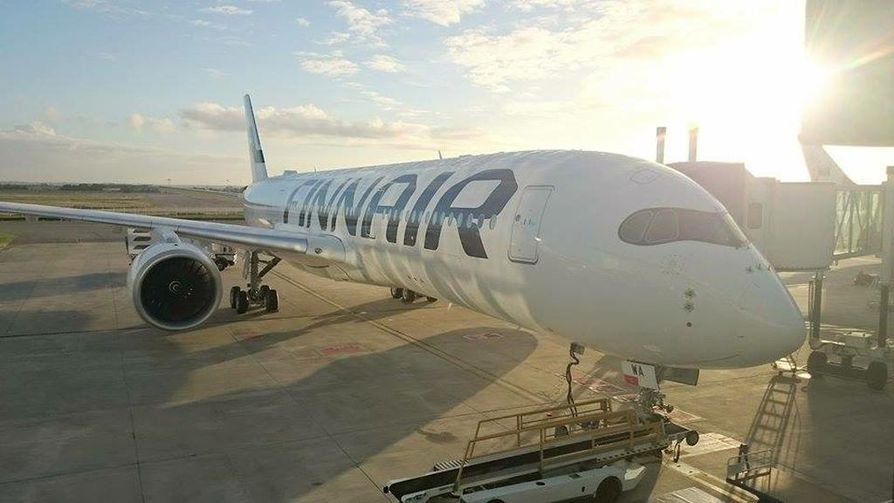 Finnair aikoo lisätä tuntuvasti lentojaan pohjoisen Suomen kentille ensi talven matkailusesonkia silmällä pitäen. Arkistokuva.