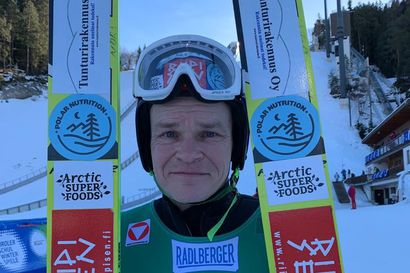 Pasi Huttuselle kultaa Winter World Masters Gameseista