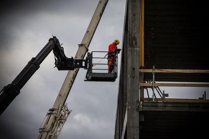 Rakennusala kärsii kroonisesta työvoimapulasta – pahin puute on kokeneesta työnjohdosta, projektipäälliköistä ja suunnittelijoista