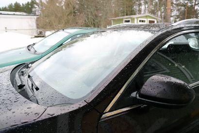 Vaurioituneen tuulilasin takaa on vaarallista ajaa – lasikorjauksissa ja -vaihdoissa parasta luottaa ammattilaiseen