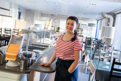 """Marja toteutti unelmansa ja avasi oman lounaskahvilan - """"Mie valmistan kaikki alusta asti itse"""""""