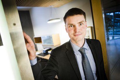 Kokoomuksen Rovaniemen valtuustoryhmä ehdottaa valtuuston puheenjohtajaksi Heikki Auttoa
