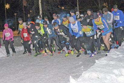 Koronan vuoksi Limingan suosittu uudenvuodenjuoksu toteutetaan uudella tavalla – jokainen osallistuja voi juosta matkan omaan aikaan ja omalla reitillä