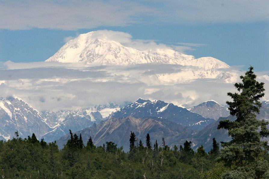 Mount McKinley on tästä eteenpäin jälleen nimeltään Denali.