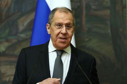 Lavrov ryöpytti EU:ta Venäjän ja EU:n suhteiden huonosta tilasta