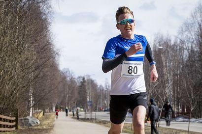 Rovaniemeläinen Ossi Peltoniemi tavoittelee 50 kilometrin Suomen ennätystä maailman suurimmassa juoksutapahtumassa – Lapin Lukko järjestää Rovaniemellä yhteislähdön