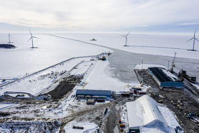 Kemin Ajoksen meriväylän rakennusurakan kilpailutus keskeytetään – Väylän syventäminen siirtyy