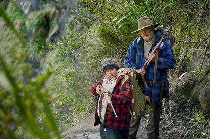 Televisiossa perjantaina: Ongelmateini ja jäärä menevät Uuden-Seelannin metsään viiden tähden draamakomediassa