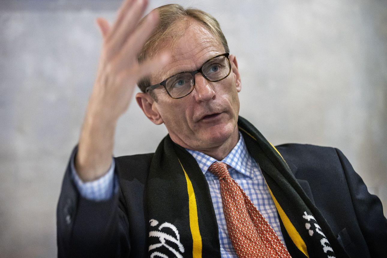 Suurlähettiläs Tom Dodd vieraili Oulussa – vakuutti, että britit haluavat yhä sopimuksen EU:n kanssa