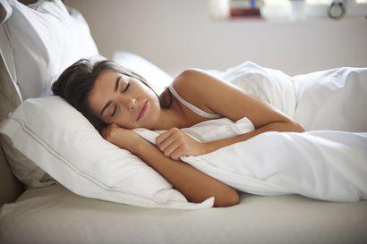 Syvä, rentouttava ja palauttava uni – Painopeitto rauhoittaa öisin