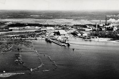Sadan vuoden tarina – vanhat kuvat ja kartat kertovat, miten pienestä ja neitseellisestä saaresta kasvoi valtava Veitsiluoto