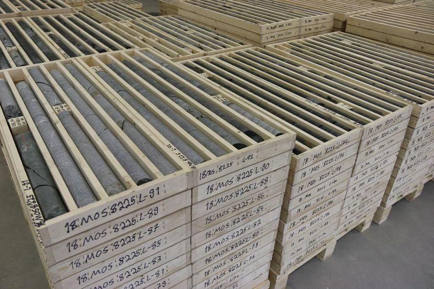 Kairasydämiä käsitellään, analysoidaan ja varastoidaan jatkossa Posion Soukkavaarassa.