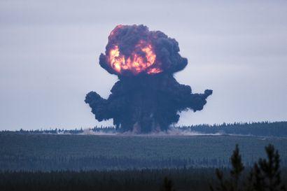 Kittilän Hukkakerossa räjäytellään taas elokuussa – räjäyttely aiheuttaa vaaraa lähiympäristöön