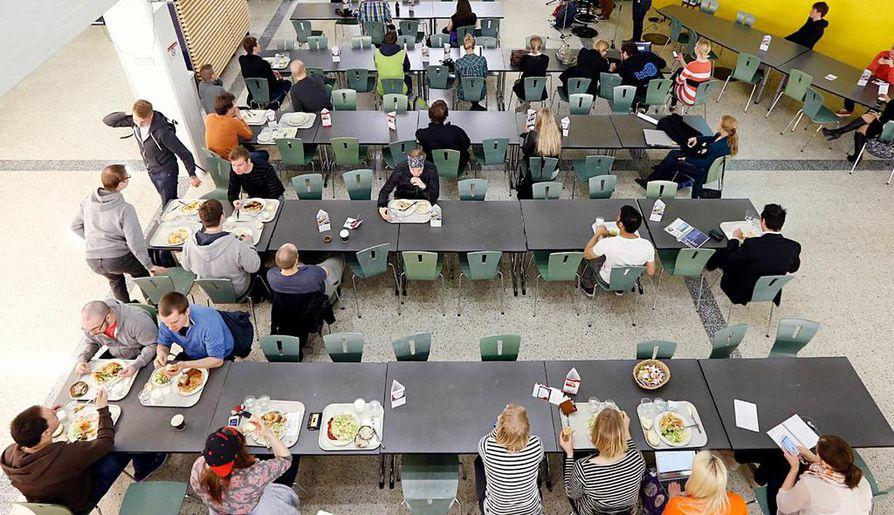 Paneeli järjestetään Oulun yliopiston aularavintolassa.