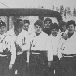 Kuuntele viimeisen sotavangin, Eino Hietalan uskomaton tarina Stalinin vankiloista takaisin Sodankylään 10 vuoden sotavankeuden jälkeen