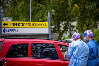 """Raahen koronakatastrofi jäämässä säikähdykseksi? - """"Näyttää lupaavalta"""", sanovat ylijohtaja ja terveydenhuollon johtaja"""
