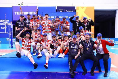 VaLePan putki miesten cup-hallitsijana jatkuu