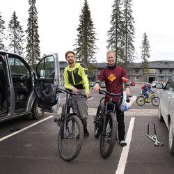 """""""Kysyntää on enemmän kuin tavaraa on saatu"""" –Polkupyörillä mennään ulkoiluinnostuksen myötä maanteillä sekä maastossa ja pyöräkauppa alkaa jo tammikuussa"""