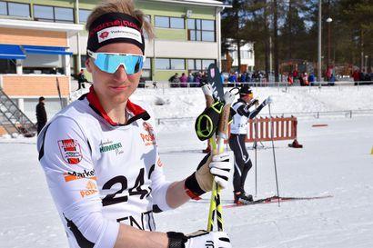 Eino kosaisi, Oskari taisteli mitaleista – Koillismaalaisseurojen hiihtäjillä ikimuistoinen SM-viisikymppinen