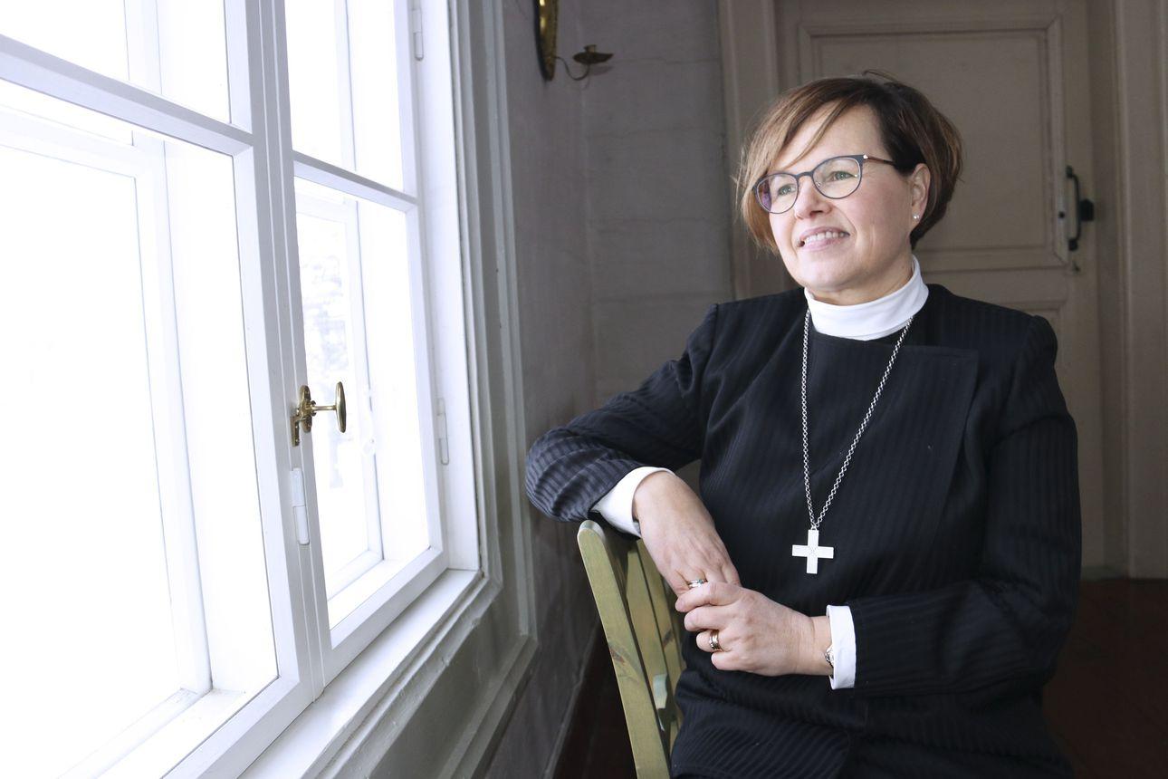 Hyvyyttä ja ystävällisyyttä on, tietää Limingan seurakunnan kappalainen Eeva Mertaniemi – hän kertoo mihin kahvipöytäkeskustelu rönsyili