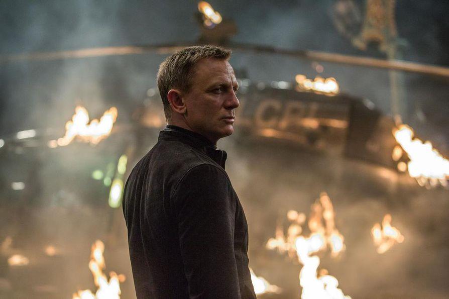 007 Spectre on viides James Bond -elokuva Nelosella syyskuussa. Pääroolissa on Daniel Craig.