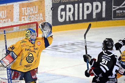 Lukko eteni voiton päähän Suomen mestaruudesta – TPS hävisi toisen kerran peräkkäin