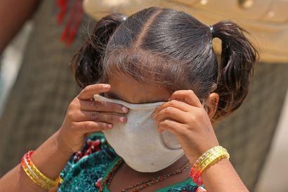 Intiassa ja Brasiliassa synkät koronaennätykset: Intiassa 116000 uutta tartuntaa ja Brasiliassa yli 4 000 koronakuolemaa vuorokaudessa