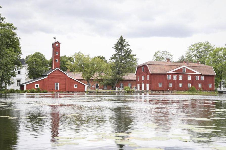 Strömfors oli Suomen rautaruukeista viimeinen, joka toimi vesivoimalla vuoteen 1950 saakka.