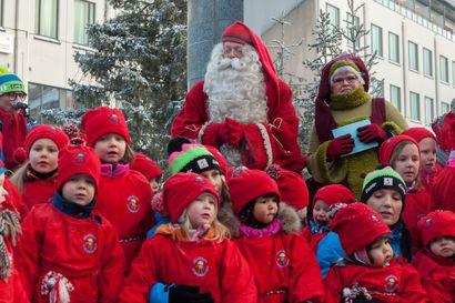 Rovaniemellä tehdään elävä joulukalenteri, jonka luukut avautuvat verkossa