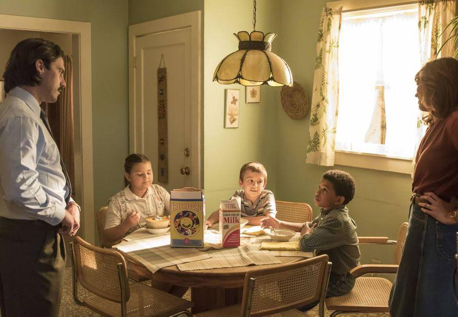 Kate, Kevin ja Randall viettävät lapsuuttaan 1980-luvun Yhdysvalloissa vanhempiensa Jackin ja Rebeccan kanssa.