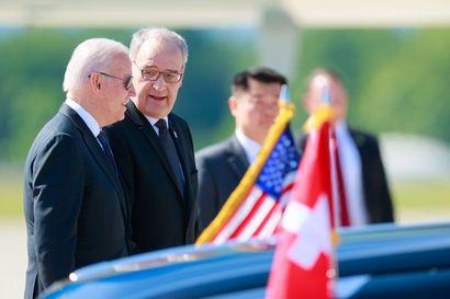 USA:n ja Venäjän presidentit tapaavat Genevessä, keskustelut alkavat iltapäivällä