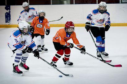 Tytöt pistivät kiekon liikkeelle - Torniossa ja Haaparannalla vietettiin yhdessä kansainvälistä tyttöjen kiekkopäivää