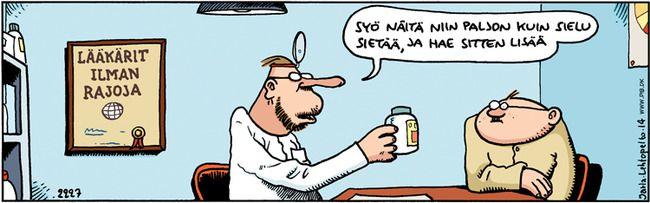 Fingerpori Aamulehti