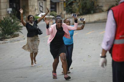 """Sinä aamuna terroristit tulivat työpaikalleni – tapasimme Nairobin alkuvuoden iskusta selviytyneitä: """"Kun eloon jääneitä kysyttiin ensimmäisen kerran, en vastannut"""""""