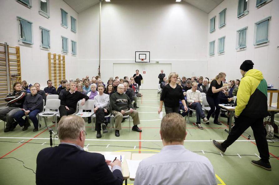 Viime marraskuussa Jakkukylän kyläkokous päätti  osakuntaliitoshankkeen käynnistämisestä äänin 92-1.