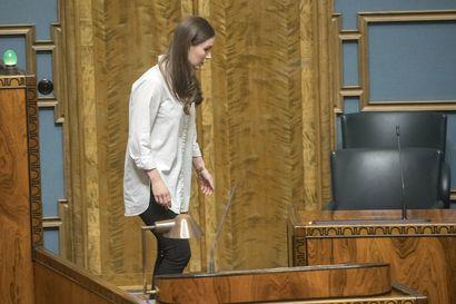 Eduskunta hyväksyi ravintolojen kiinnimenon – pääministeri Marin tunnusti yritysten lisätukitoimien tarpeen