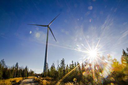 Kiistely  Raanujärven ja Karhakkamaan tuulivoimaloista jatkuu vaalien jälkeenkin– Aihe jakaa uusien valtuutettujen mielipiteitä myös puolueiden sisällä