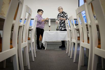 """Hilla Jurvelin ja Auli Kipinä kohtaavat työssään ihmisiä, jotka ovat kokeneet suurimman mahdollisen menetyksen, ja tietävät, ettei toipumista voi hoputtaa: """"Surulla ei ole määräaikaa"""""""