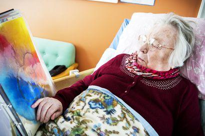 Rovaniemen vanhin asukas Helli Isopahkala on kuollut 105-vuotiaana