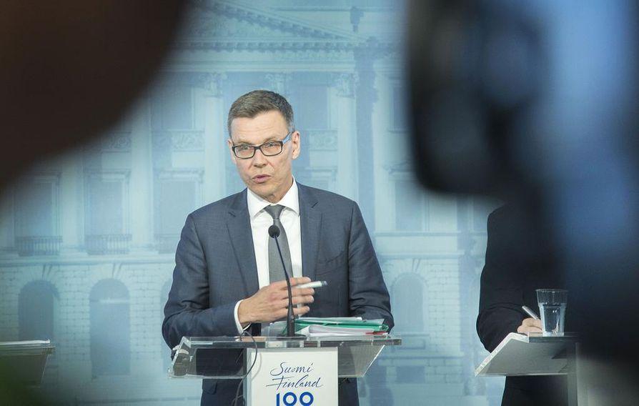 Valtiovarainministeriön ylijohtaja Mikko Spolander sanoo, että talouspoliittiset toimet ovat edesauttaneet kasvua.