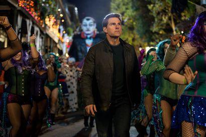 Tom Cruise luottaa vain nyrkkeihinsä toimintajännärin jatko-osassa
