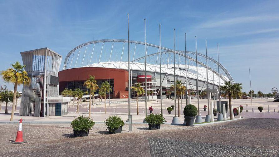 Yleisurheilun MM-kisat järjestetään Khalifa International -stadionilla Qatarin pääkaupungissa Dohassa.