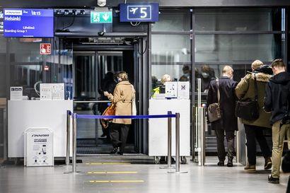 Koronatestitodistus ja sairastetun koronavirustaudin todistukset Omakantaan – Matkustajan tulee itse selvittää kohdemaan kriteerit testituloksen voimassaololle
