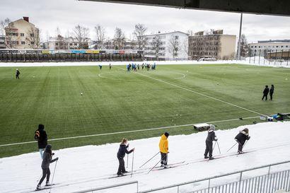 HIFK karanteeniin - saako RoPS sittenkin kotipelin Rovaniemelle?
